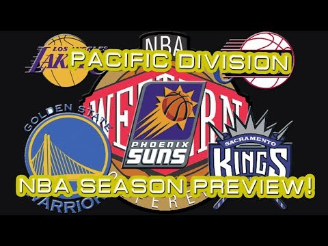 PACIFIC DIVISION BREAKDOWN! Lakers Clippers Warriors Kings Suns!!