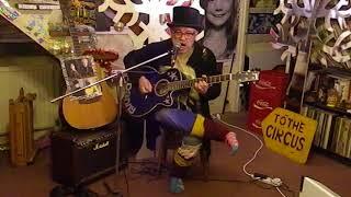 Siouxsie & The Banshees - Hong Kong Garden - Acoustic Cover - Danny McEvoy