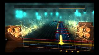 Death - Crystal Mountain (Bass - Rocksmith 2014 CDLC - 99%)
