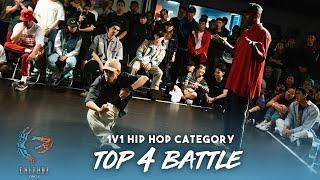 Bear Teo vs Fazil   Hip Hop 1v1 Top4   Culture Circle Vol. 2   RPProds