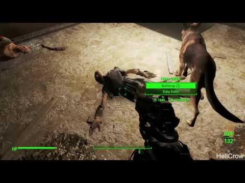 Mass pike tunnel - Fallout 4