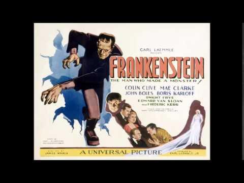 The Month of Horror: Frankenstein (1931) Commentary