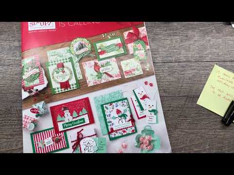 Stampin Up Holiday Catalog Retirement List And Carry Overs Explained!
