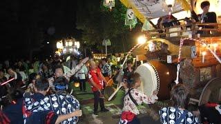 四日市市松原地区の聖武天皇社の夏祭りです。 iPad4にて撮影、編集 iOS...
