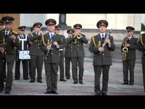 Russian Military Band - Bad Romance
