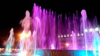 ВЛОГ. Ночная Анапа 2019. Танцующие фонтаны