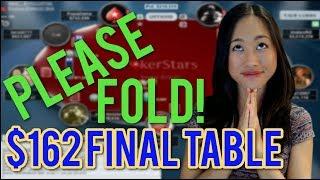 PokerStars $162 Bounty Builder Final Table, $6.8k for 1st!