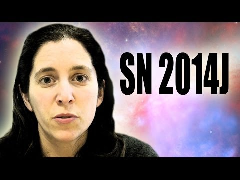 Supernova in M82 - Deep Sky Videos