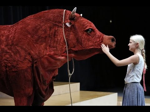 Iván Fischer: The Red Heifer (A Vörös Tehén) - Opera in One Act - World Premiere