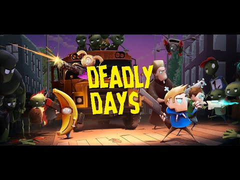 Zombie Games #12 - Deadly Days |