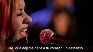 Demi Lovato - Give your heart a break LIVE subtitulado en español