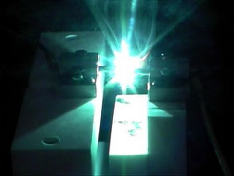 Microwave Plasma Stun Gun Tazer