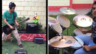 Green Day - American Idiot (Drum & Guitar Cover)
