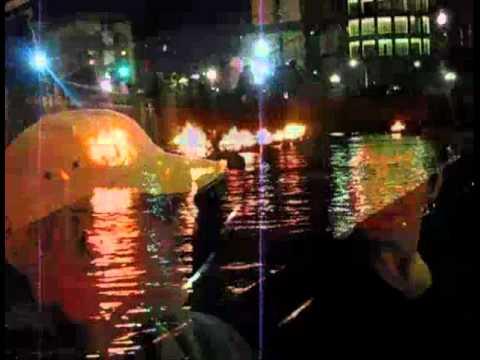WaterFire- Providence, RI