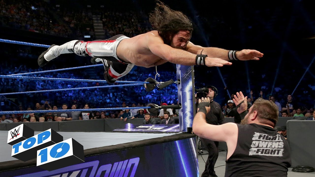 Top 10 SmackDown LIVE moments: WWE Top 10, June 18, 2019