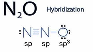 n2o hybridization hybrid orbitals for n2o