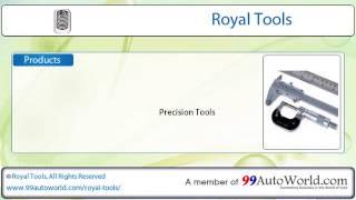 Royal Tools in Mumbai - Industrial Carbide Tools wholesales