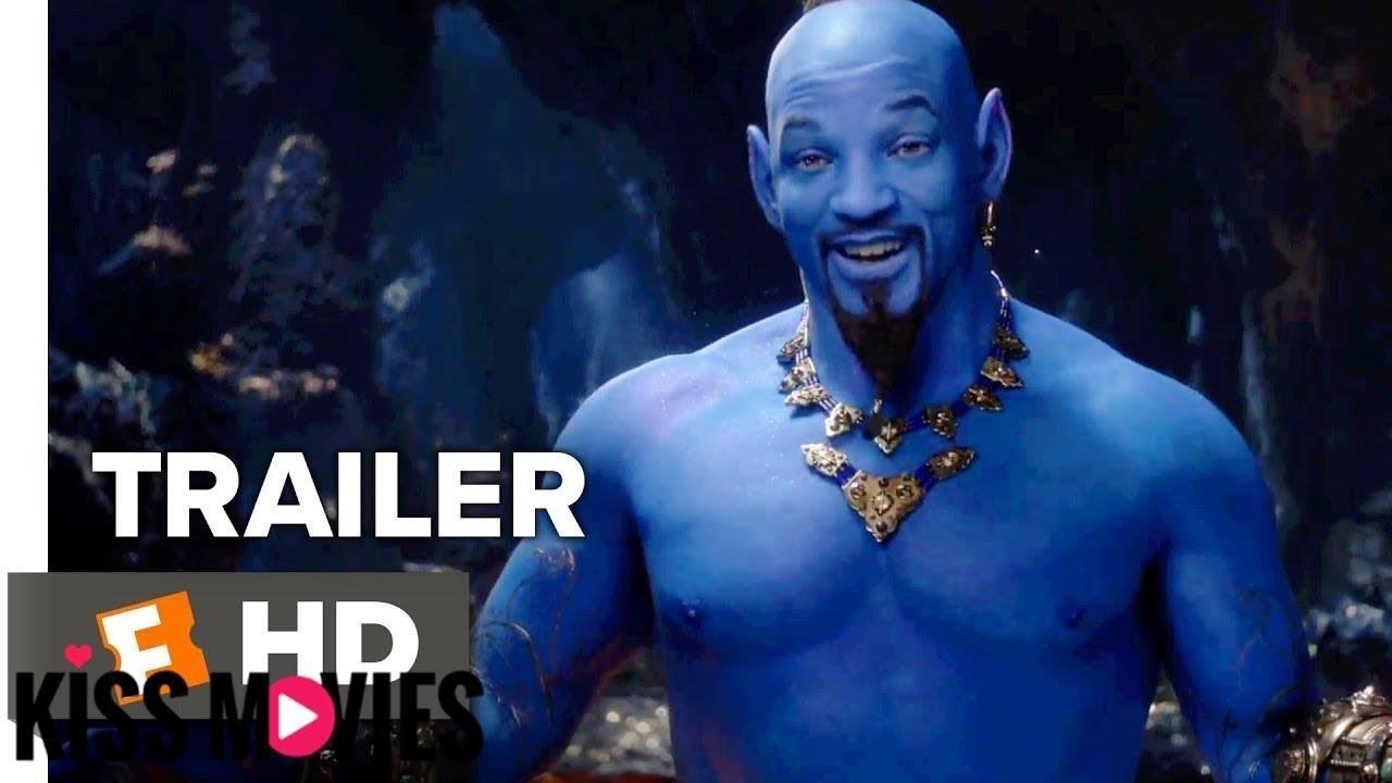 Download [Kissmovies]Aladdin Special Look (2019)   Movieclips Trailers