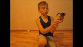 ЛЕГО HEROFACTORY BIONICLE самоделки оружия