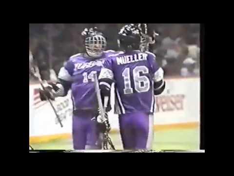 1990 MILL - Detroit @ Philadelphia (HOCKEY NETS GAME!)