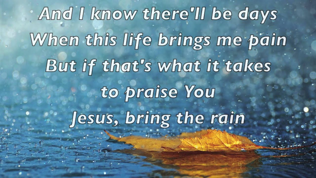 Jesus Wallpapers And Quotes Mercyme Bring The Rain With Lyrics Youtube