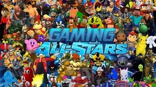 Gaming All-Stars: The Ultimate Crossover (Part 1)  *Fan Movie*