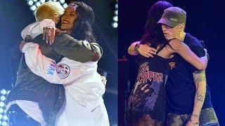 Download Rihanna & Eminem Moments Mp3 and Videos