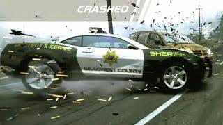 Need For Speed - Hot Pursuit : Vídeo épico e louco de destruição !