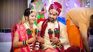 saaj hyo tujha | Jayesh & Anuja | Cinematic Wedding | 2019
