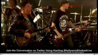 """Hollywood Undead - """"Bullet"""" (Live @ Richard & Son Theater, NYC 2011) [6/10]"""