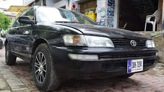 Toyota Corolla GL 1997 Complete Review