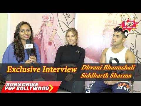 Leja Re  | Exclusive Interview | Dhvani Bhanushali | Siddharth Sharma
