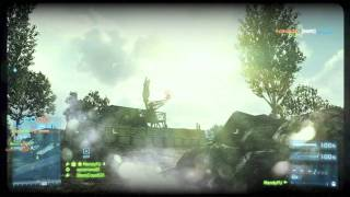 Stationary Emplacement Ribbon  - Battlefield 3 - BF3 - Decorated Achievement/Decorated Trophy