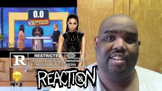 R - Rated 5 Second Rule With Demi Lovato - Reaction