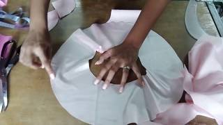 how make a dres for girl | como hacer vestido para niña