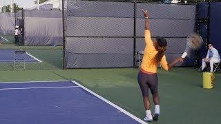 Serena Williams Ultimate Compilation - Forehand - Backhand - Overhead - Serve - 2013 Cincinnati Op