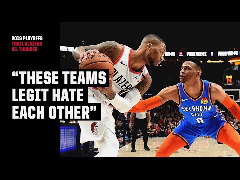 Movie Recap | Trail Blazers vs. Oklahoma City | 2019 NBA Playoffs