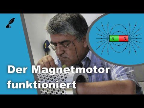 Der Magnetmotor funktioniert – doch die Welt will ihn nicht haben