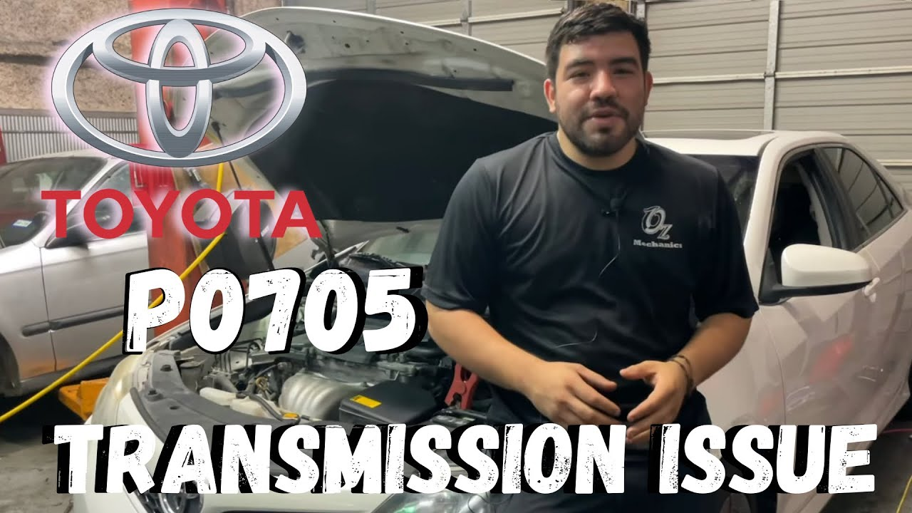 Download Toyota P0705 Transmission shift issue