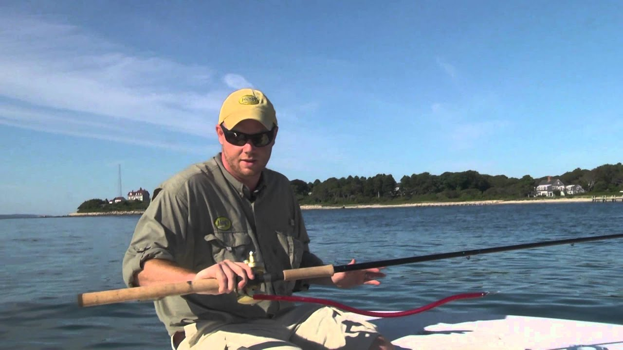 The perfect striped bass inshore trolling setup youtube for Bass fishing setup