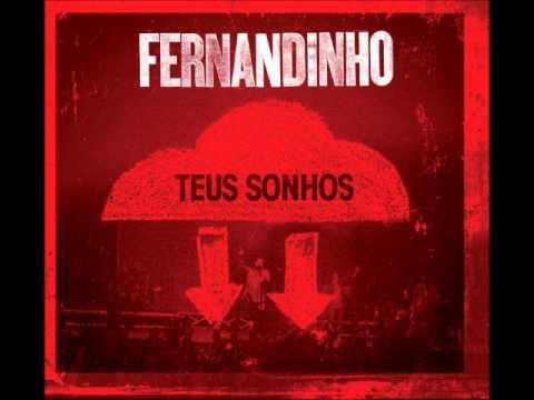 Uma Coisa Eu Peço Ao Senhor - CD Teus Sonhos - Fernandinho
