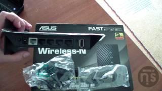 video recenzie - Router Asus RT N15U