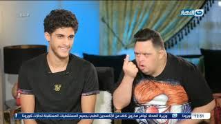 امح الدولي : عايز امثل مع عادل امام و يسرا و احمد فهمي وليا طلب عند الخطيب #النهار #نمبر_وان