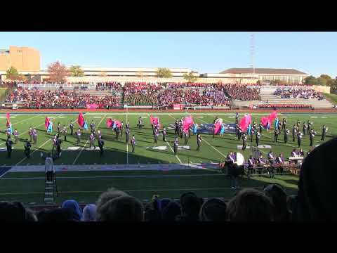 Topeka West Charger Band KBA Preliminary Round