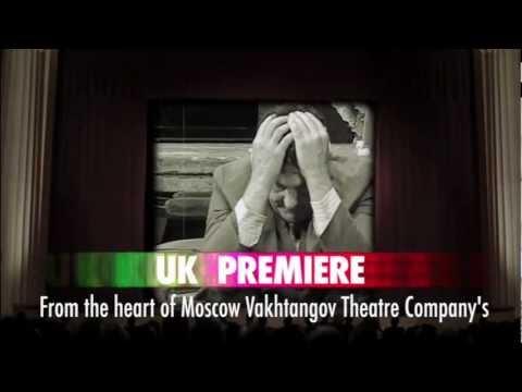 UNCLE VANYA BY ANTON CHEKOV AT NOËL COWARD THEATRE 5-10 NOVEMBER 2012