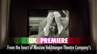 UNCLE VANYA BY ANTON CHEKOV AT NOËL COWARD THEATRE 5-10 NOVEMBER 2012
