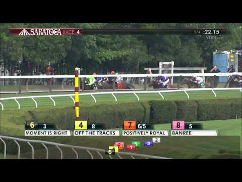 Off the Tracks - 2015 Schuylerville Stakes