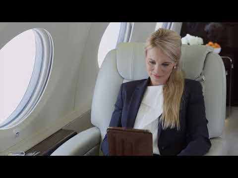 Business Aviation In-Flight Internet Overview