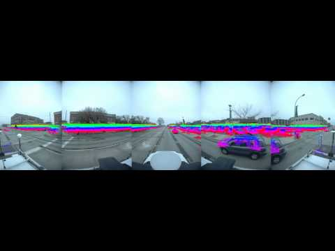 Extrinsic Calibration of a 3D Laser Scanner and an Omnidirectional Camera (Result 2)