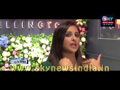Parineeti Chopra Hot Green Color Dress Photoshoot = Sky News India
